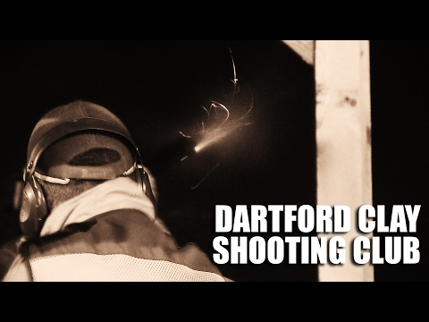 Dartford Clay Shooting Club Floodlit Shooting