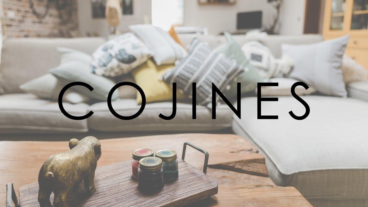 Ideas para colocar los cojines en el sof l 2 39 deco l - Cojines para el sofa ...