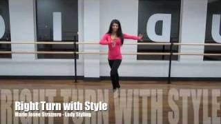 salsa lady styling lessons