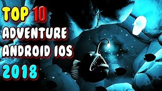 Best Adventure Games For Android 2018 [ Offline ]
