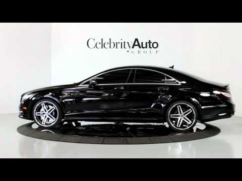2013 Mercedes Benz Cls 550 Premium 1 Pkg Audio Pkg Escort