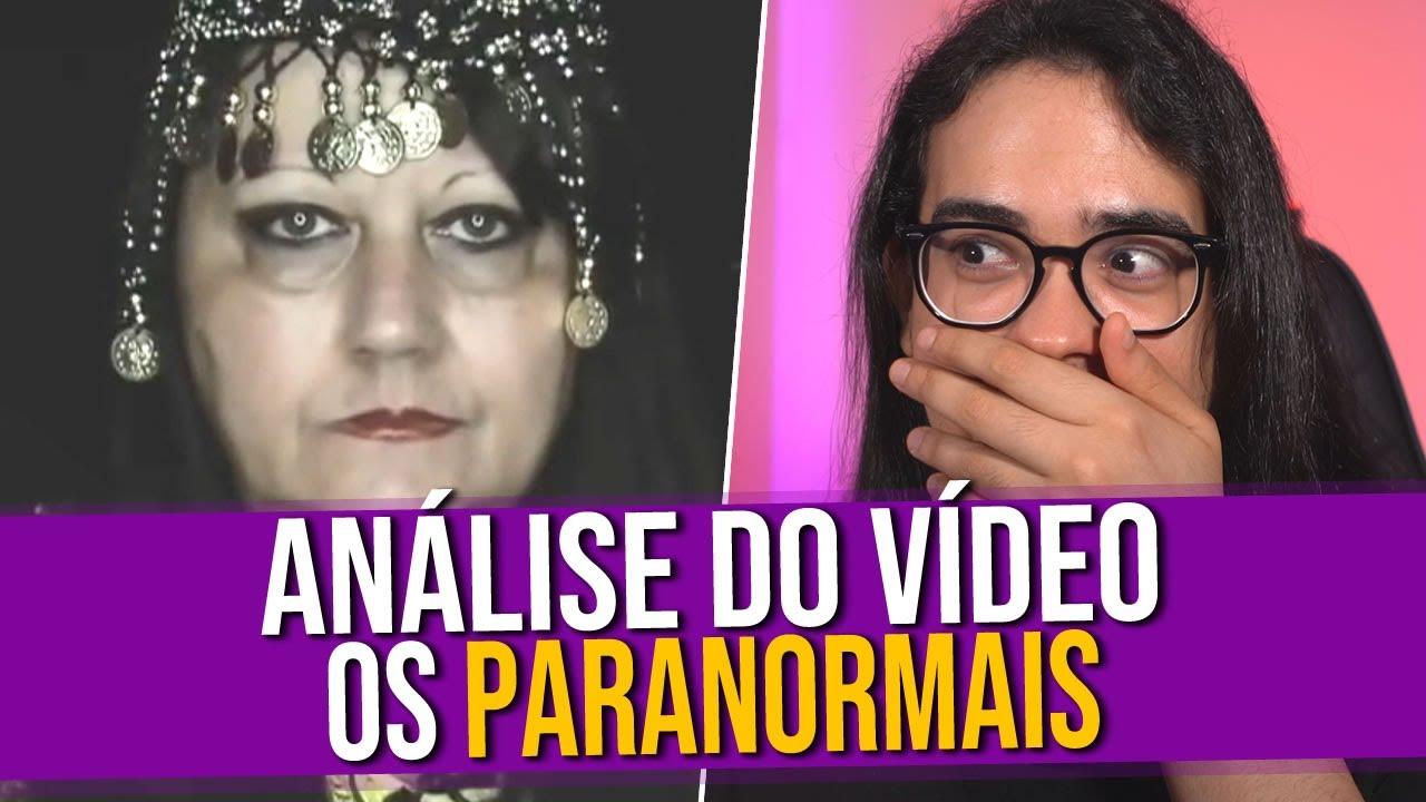 Análise do Vídeo: Os Paranormais Episódio 3 (1/2)