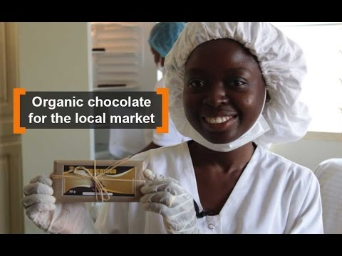 Togo: Organic chocolate for the local market