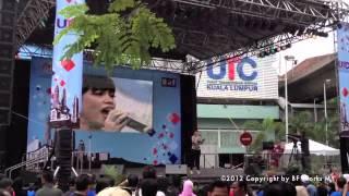 Video Alyah - Kau Yang Terindah [LIVE] UTC Launching by Prime Minister of Malaysia download MP3, 3GP, MP4, WEBM, AVI, FLV Juli 2018