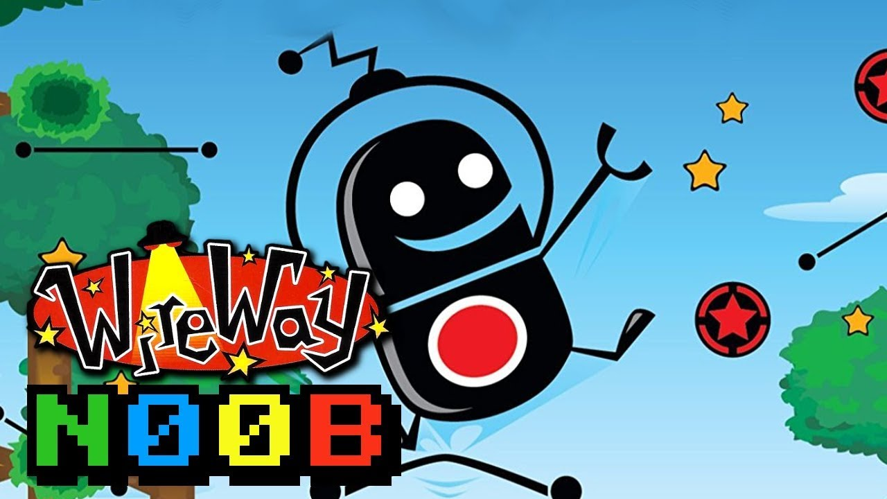 N00B #70 - Wiley\'s Wire Way (feat. Jericho) [Nintendo DS] - YouTube