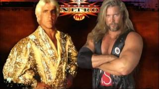Ric Flair shoots on working with Kevin Nash in WCW