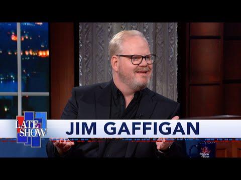 Jim Gaffigan: It Wasn't A Stretch To Play A Murderer