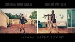 Reyno's Salsa Shines Challenge - Arun Pauer & Sneha Vakkala