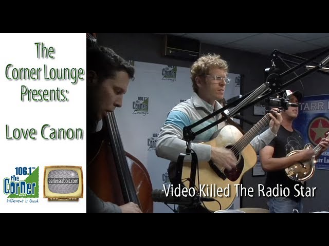 Love Canon: Video Killed the Radio Star Chords - Chordify