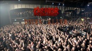 KREATOR - Dying Alive DVD (OFFICIAL TRAILER PT 2)