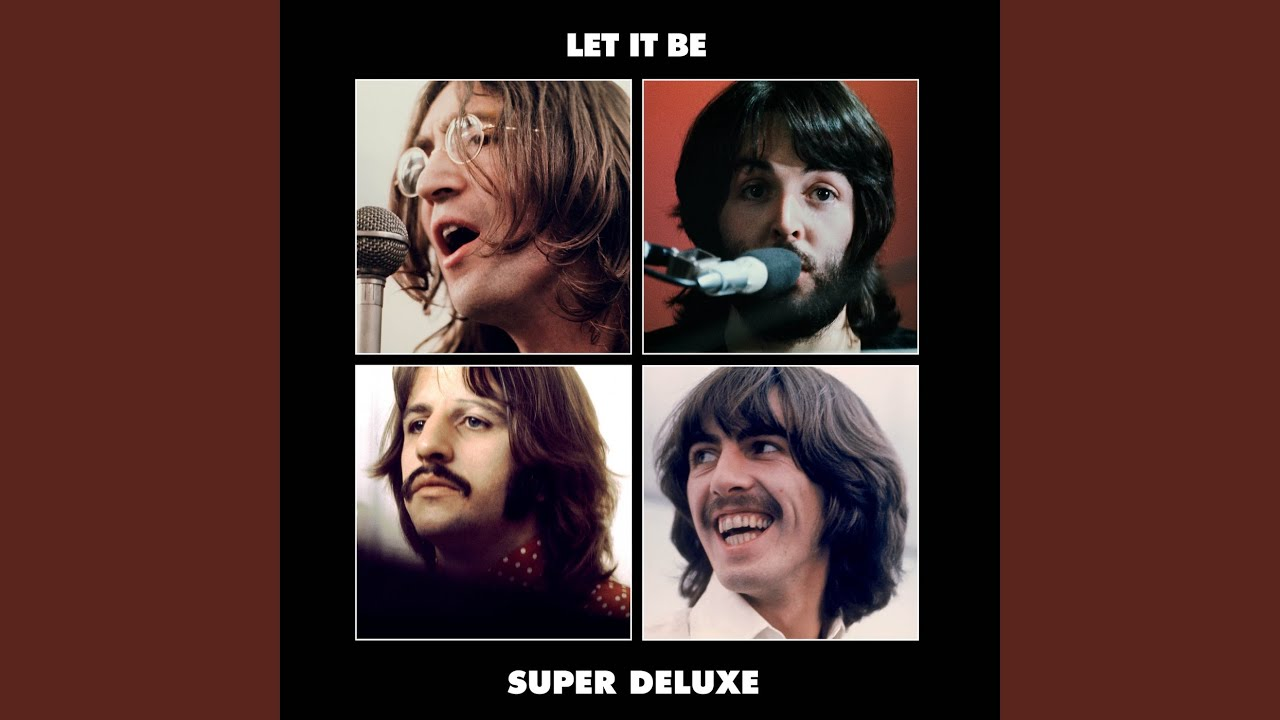 The Beatles - The Long And Winding Road (2021 Mix)