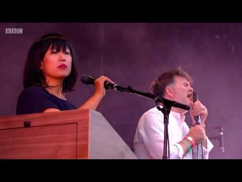 LCD Soundsystem -  I Can Change (Live T in the park 2016) HD