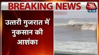 Cyclone Nilofar: Gujarat braces for impact
