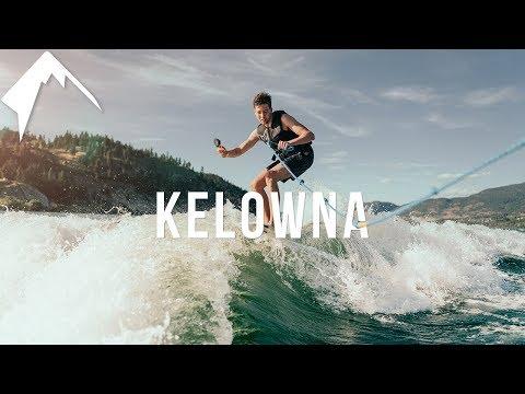 How To Travel Kelowna - A Summer Paradise!!