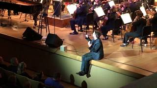 "Rufus Wainwright with the Minnesota Orchestra- ""Somewhere Over the Rainbow"" (Judy Garland)"