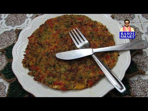 Masala Egg Omelette