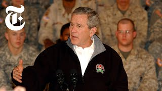 20 Years, 4 Presidents: The Words That Shaped the War in Afghanistan | NYT