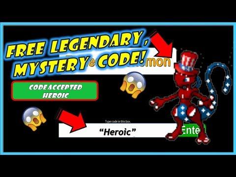 New mystery gift pokemon mew code