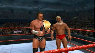 WWE Smackdown Vs Raw 2006 Raw Storyline Part 3 - The Flash Teams Up With Triple H (SVR 2006)