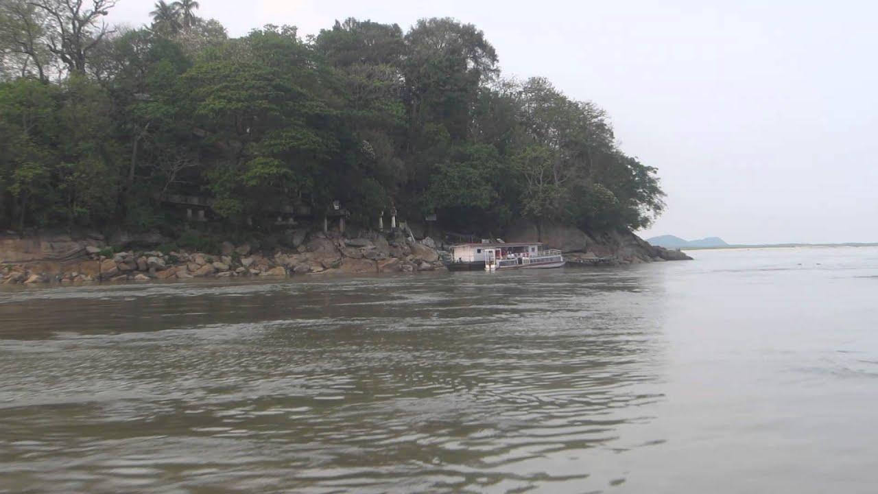 visit to river brahmaputra 7 night downstream itinerary of mv mahabaahu cruise, brahmaputra river, assam, india.