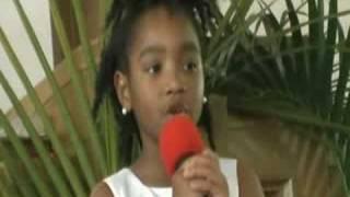 6 yr old elizabeth kathryn sings britt nicole set the world on fire