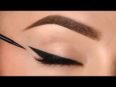 EYELINER TUTORIAL (updated)