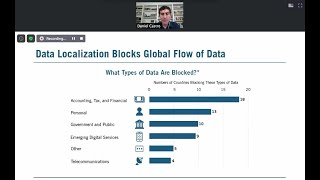 2020年9月2日、米国大使館はITIF副会長兼データ・イノベーション・センター所長のダニエル・カストロ氏を招いて、「国境を超えたデータの流通 – 経済の安全性を確保する ...