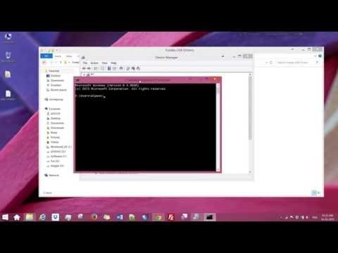 Micromax YU Yureka USB Drivers - Fix Waiting For Device Error In Fastboot Mode Windows 7/8/8.1