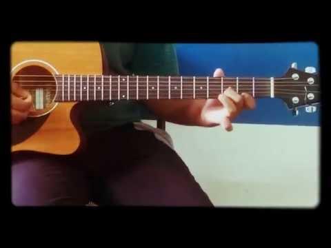 YENTI YENTI SONG INTRO ON GUITAR [MOVIE :: PULI(2015)]