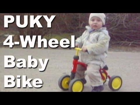 puky-pukylino-puky-wutsch---das-erste-laufrad-für-ash-(ash-18-months)-kanal-für-kinder---kinderkanal