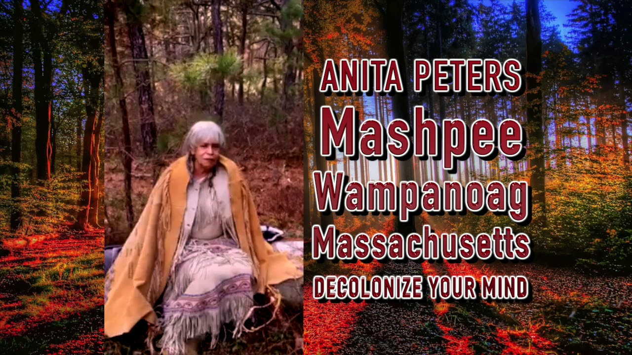Anita Peters DECOLONIZE YOUR MIND