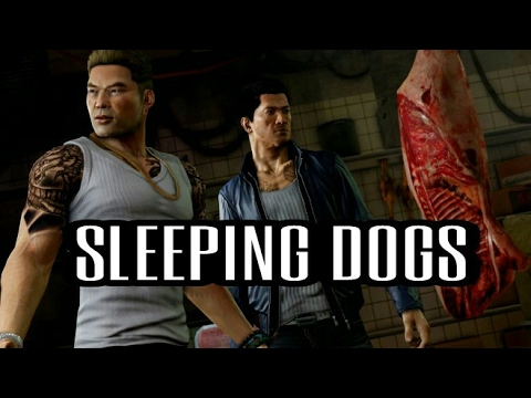 Sleeping Dogs: Definitive Edition PS4 Gameplay