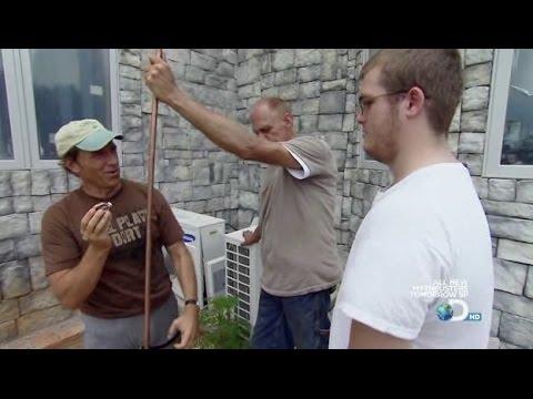 Dirty Jobs - 705 - Lightning Rod Installer