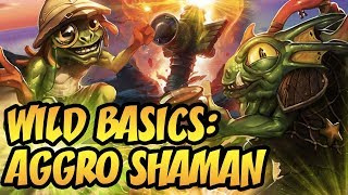 Hearthstone Wild Basics: Aggro Shaman