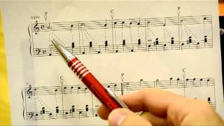 Видео-урок, учим на гармони: Катюша(Первая профессиональная видео-школа игры на гармони Павла Уханова. Урок №6. Учим песню