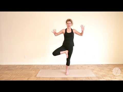 Asana Lab: Tree Pose (Vrksasana)
