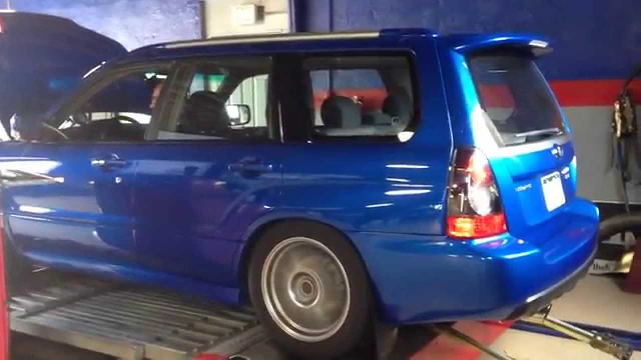 2008 forester sports xt dyno tune by the boost creep youtube vanachro Images