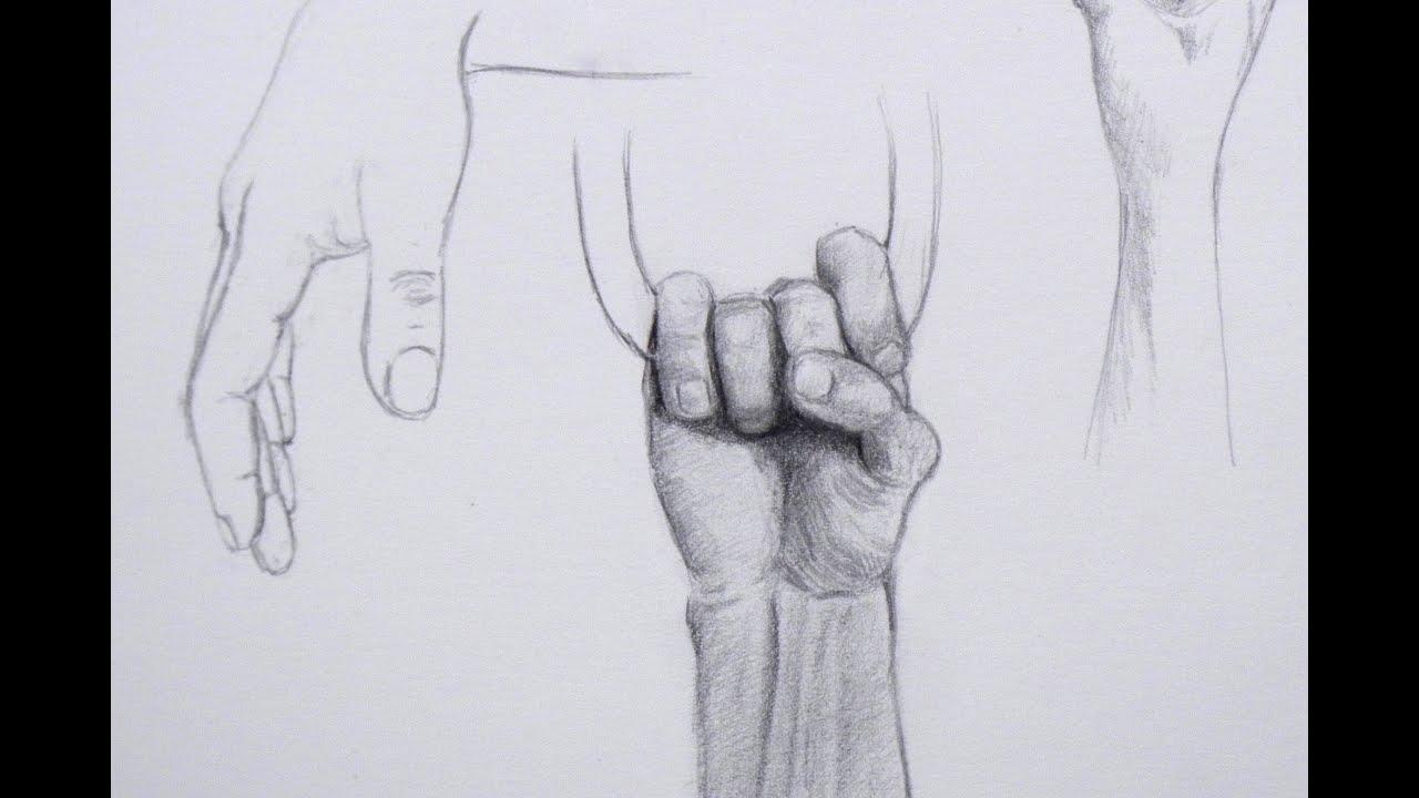 Aprendiendo a dibujar  cómo dibujar manos - Arte Divierte. - YouTube 7a2dae8eb06