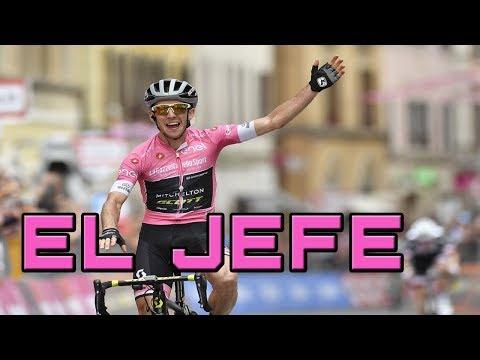 ¿HASTA CUÁNDO MANDARÁ SIMON YATES?/ Giro de Italia 2018 - Etapa 11