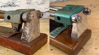 Satisfying Restoration - Rusted Tile Restoration