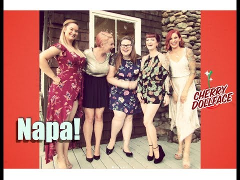 Day in the Life: Annual Napa Trip! by CHERRY DOLLFACE