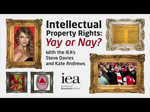 Intellectual Property Rights: Yay or Nay?
