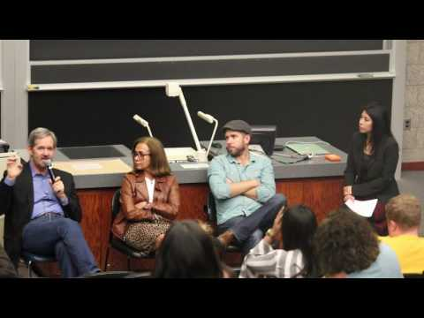 'Finding Oscar': Panelists at UA talk about making of film