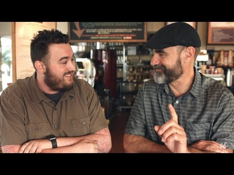 KEAN COFFEE - Newport Beach, CA - Episode 4 - Let's Get Coffee with James O'Rear