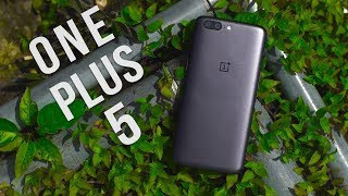 The OnePlus 5 Review Featuring 8GB Atom Bomb | 4K | ATC