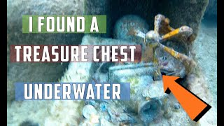 Finding a Treasure Chest  | Snorkeling in the Bahamas