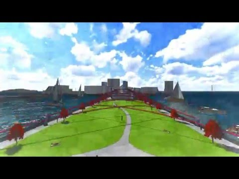 New York City College of Technology/Architecture Design Six/ Project:Maritime Museum