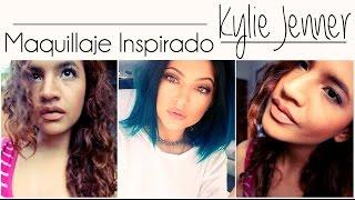 Maquillaje Inspirado en Kylie Jenner Thumbnail