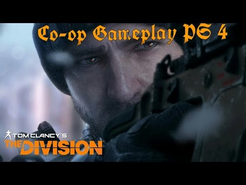 The Division Gameplay Ps 4 Solo et Co-op Fr