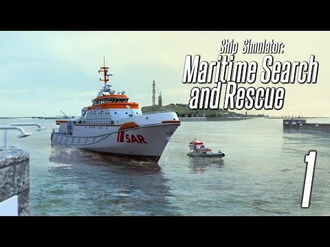 #1 - Морские спасатели! || Ship Simulator: Maritime Search And Rescue